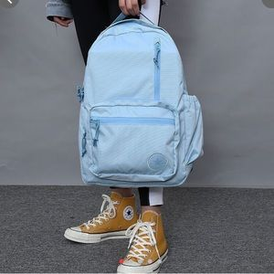 Converse Go Backpack Ocean 🌊 Blue Unisex AUTHENT